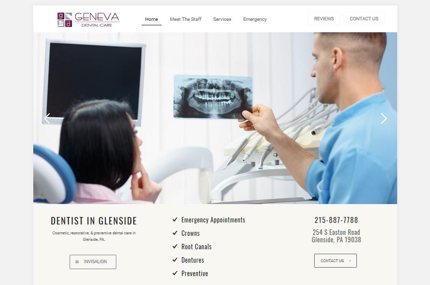 geneva-website-design